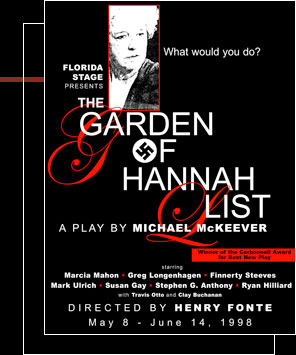 The Garden of Hannah List